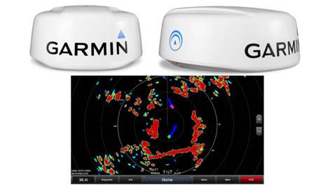 Garmin GMR™ Fantom Radar