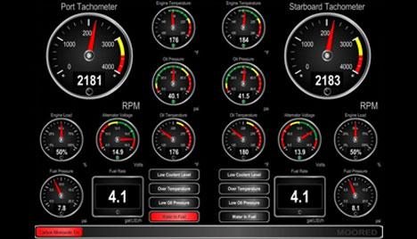 Maretron – Vessel Monitoring & Control Systems