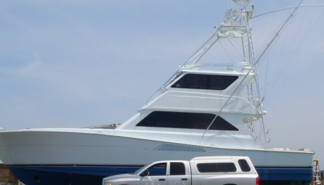 SK Marine Electronics on the Road
