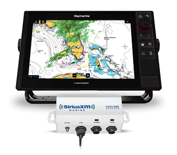SiriusXM Marine – Fish Mapping & Rebates